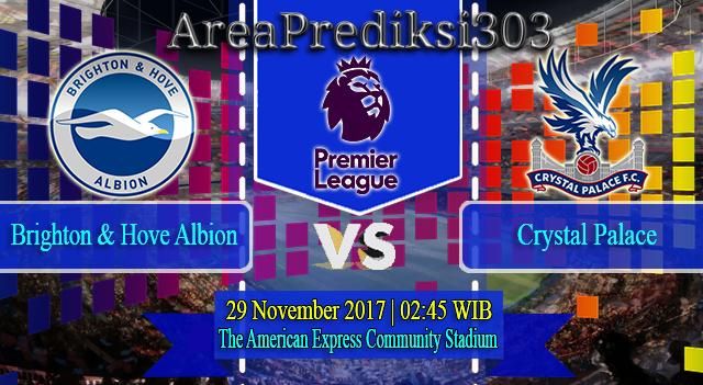 Prediksi Akurat Brighton vs Crystal Palace