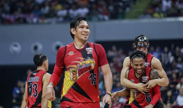 San Miguel Beermen bounce back, steal Game 3 from Gin Kings