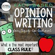 https://www.teacherspayteachers.com/Product/Fact-Based-Opinion-Writing-for-Back-to-School-2690571