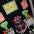 Festa de 11 anos com decoração Flúor!