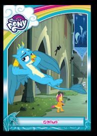MLP Gallus Series 5 Trading Card