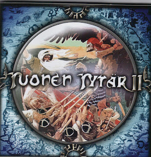 Colossus Projects -2009 - Tuonen Tytar - A Tribute To Finnish Progressive Rock Of The Seventies - Volume Two