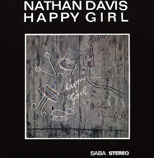 Nathan Davis - Happy Girl (SABA, 1965)