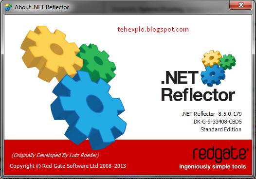 Redgate.net reflector
