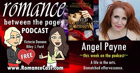 Romance Between The Pages PODCAST