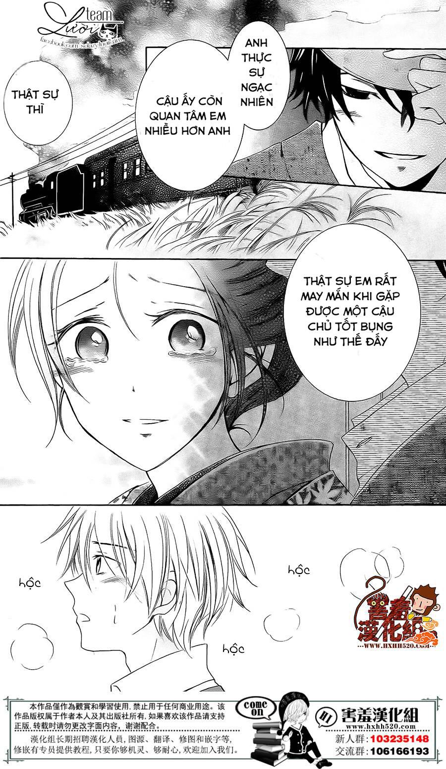 Haikei Mayumi-sama chap 3 - Trang 29