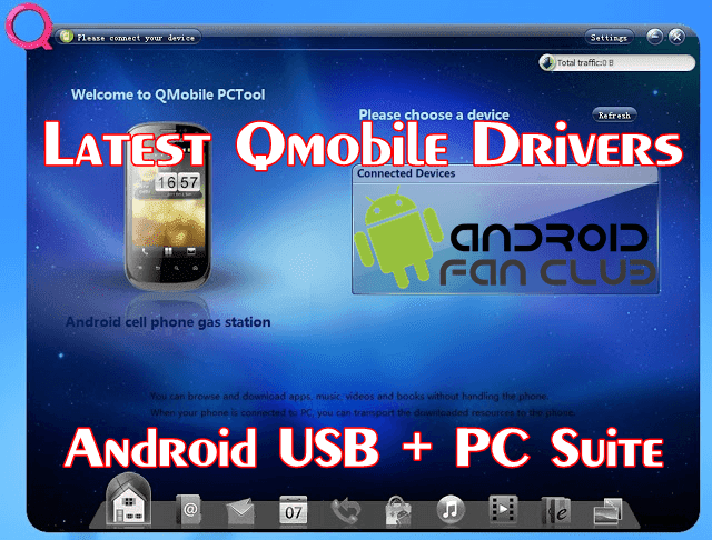 Download Qmobile Latest Android USB Drivers And PC Suite - 3G 4G Network Settings