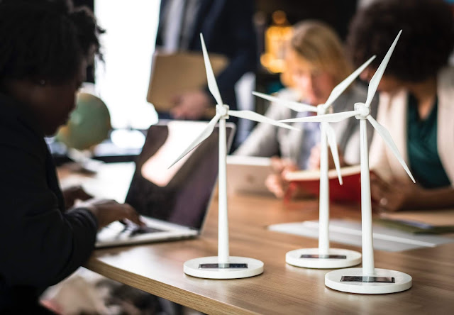 Use Virtual Office Software for a Greener Planet