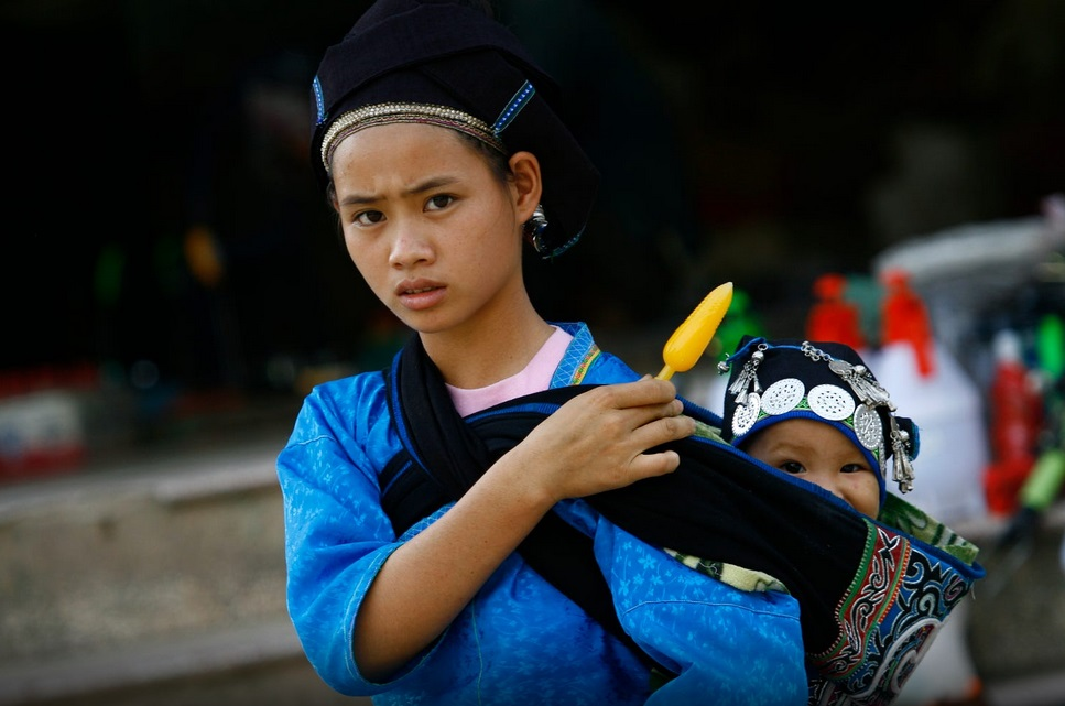 visiting ethnic minorities in son la vietnam - vietnamtourpedia.com