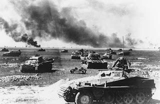 Las tropas alemanas invaden la Unión Soviética - Operación Barbarroja