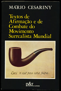 Resultado de imagem para textos surrealistas mundiais mário cesariny