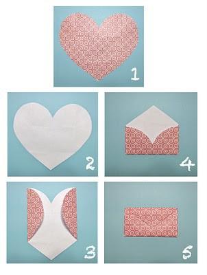 Como Hacer Tarjetas De Amor Manualidades Faciles