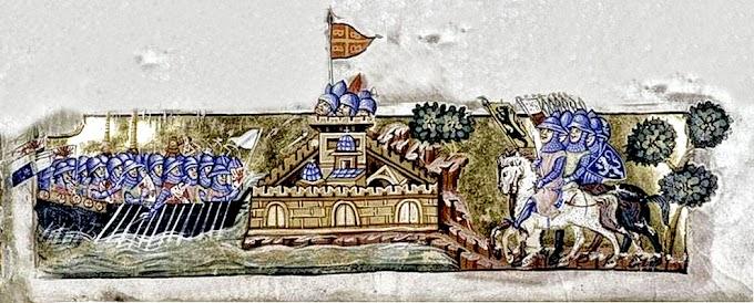 ΙΣΤΟΡΙΑ  ΤΗΣ  ΑΛΩΣΕΩΣ ΤΟΥ ΒΥΖΑΝΤΙΟΥ  ΥΠΟ ΤΩΝ ΦΡΑΓΚΩΝ . 1204-1261 μ. Χ. ΜΕΡΟΣ 1