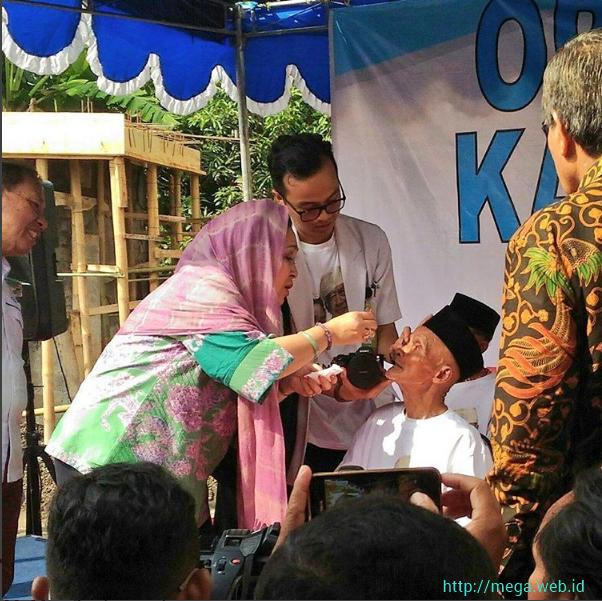 Yayasan Dharmais Operasi Gratis Titik Soeharto