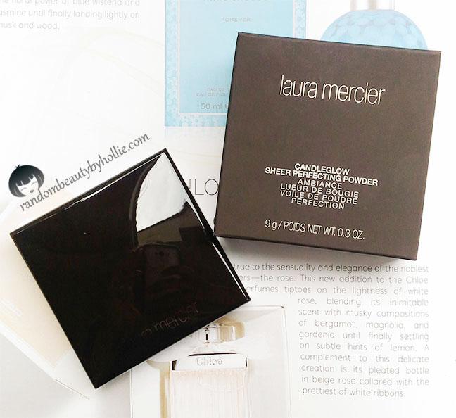Laura Mercier Candleglow Review: Random Beauty By Hollie: Laura Mercier Candleglow Sheer
