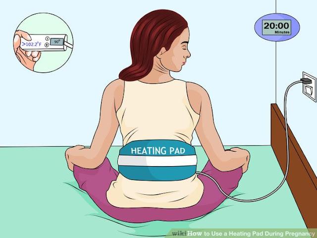 Quấn nóng giảm cân không phải là cách giảm cân an toàn cho mẹ sau sinh