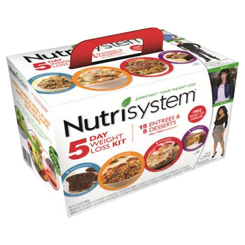 The Nutrisystem Diet Review :Does Nutrisystem work?