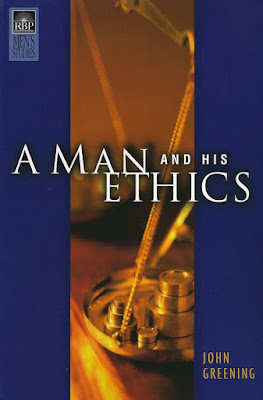 A Man and His Ethics by John Grening on Daily Favor Blog