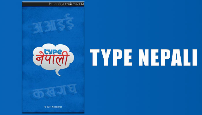 android apps type nepali
