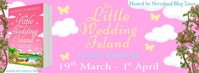 the-little-wedding-island, jaimie-admans, book, blog-tour