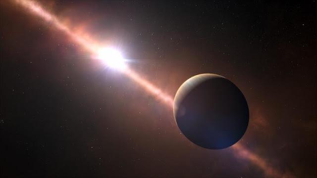 Captan por primera vez órbita de planeta alrededor de su estrella