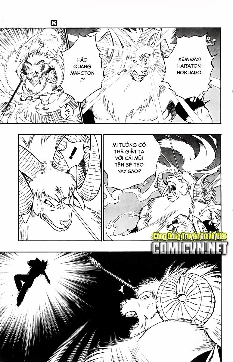 Dragon Quest: Emblem of Roto chapter 28 trang 6