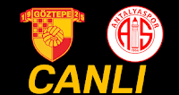Göztepe - Antalyaspor Canli Maç İzle 05 Mayis 2019