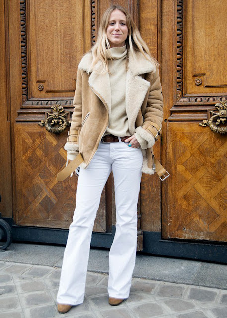 Vogue.fr's Editor-in-Chief Jennifer Neyt - Photo by Getty Images via WhoWhatWear.com