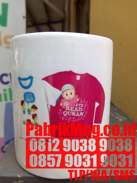 MUG HEAT PRESS MACHINE BOGOR