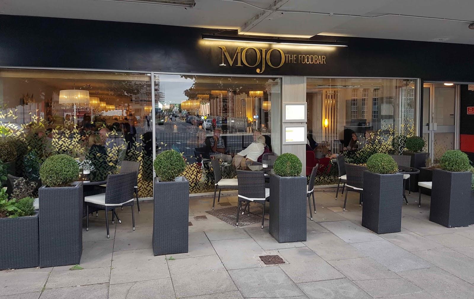 Gourmetgorro mojo the foodbar newport restaurant and bar for Mojo restaurant