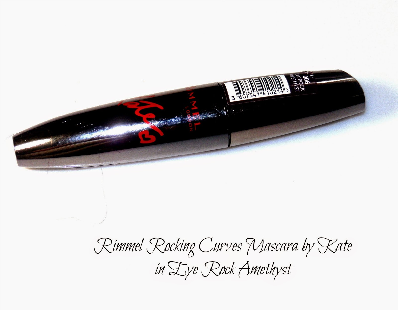 Rimmel Rocking Curves Mascara by Kate in Eye Rock Amethyst