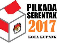 Hasil Quick Count / Hitung Cepat Pilwalkot Kota Kupang 2017