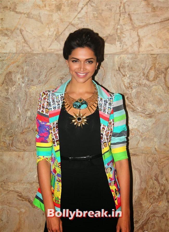 Deepika Padukone, Ram Leela Premiere Photos