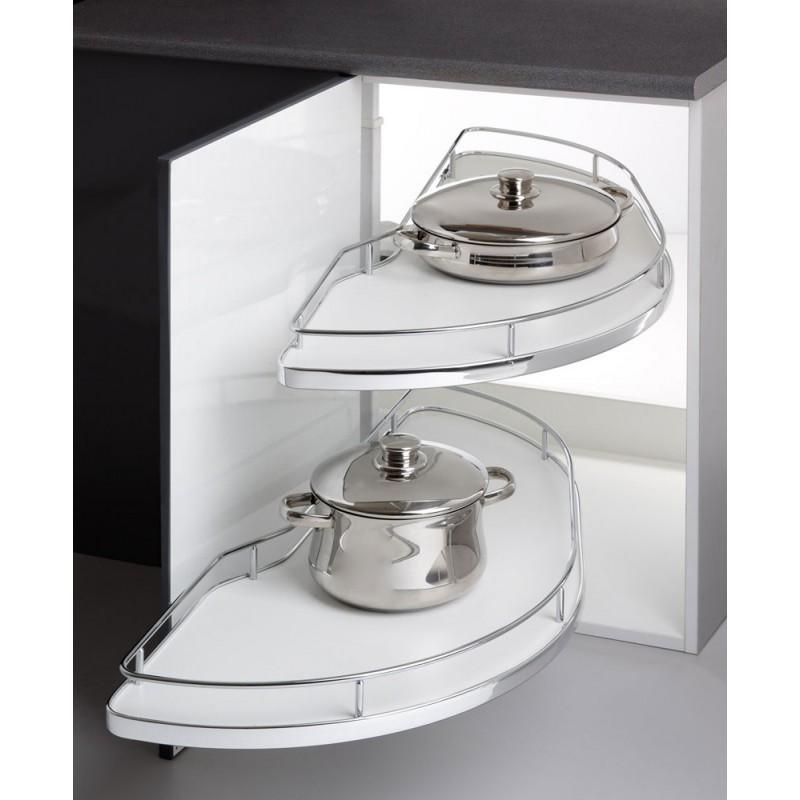 Casaenorden el mejor aliado para organizar tu cocina - Cestas extraibles para armarios ...