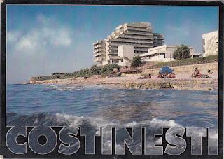 vedere (postcard) old Constinesti vechi