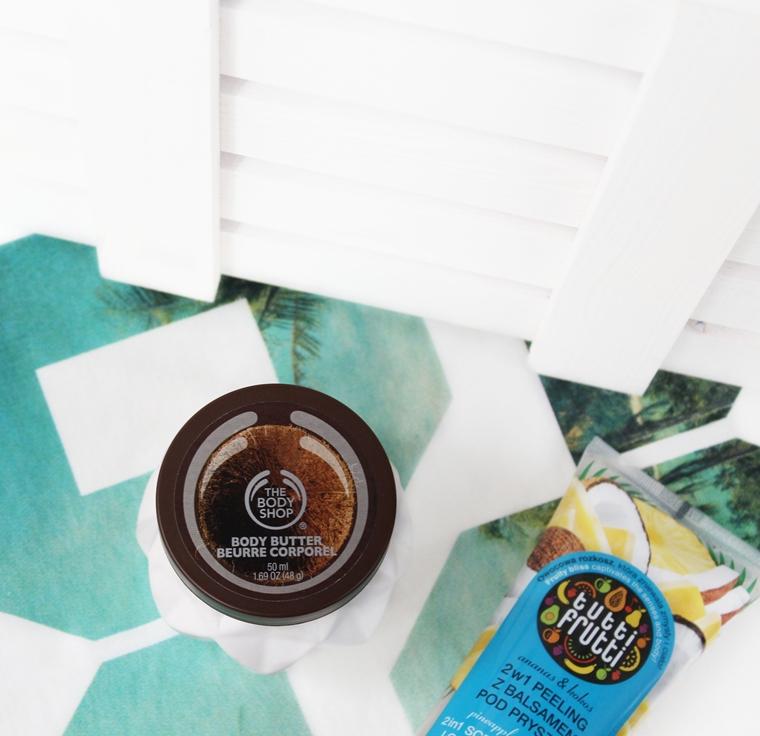 Kokosowe kosmetyki - The Body Shop Kokosowe masło do ciała