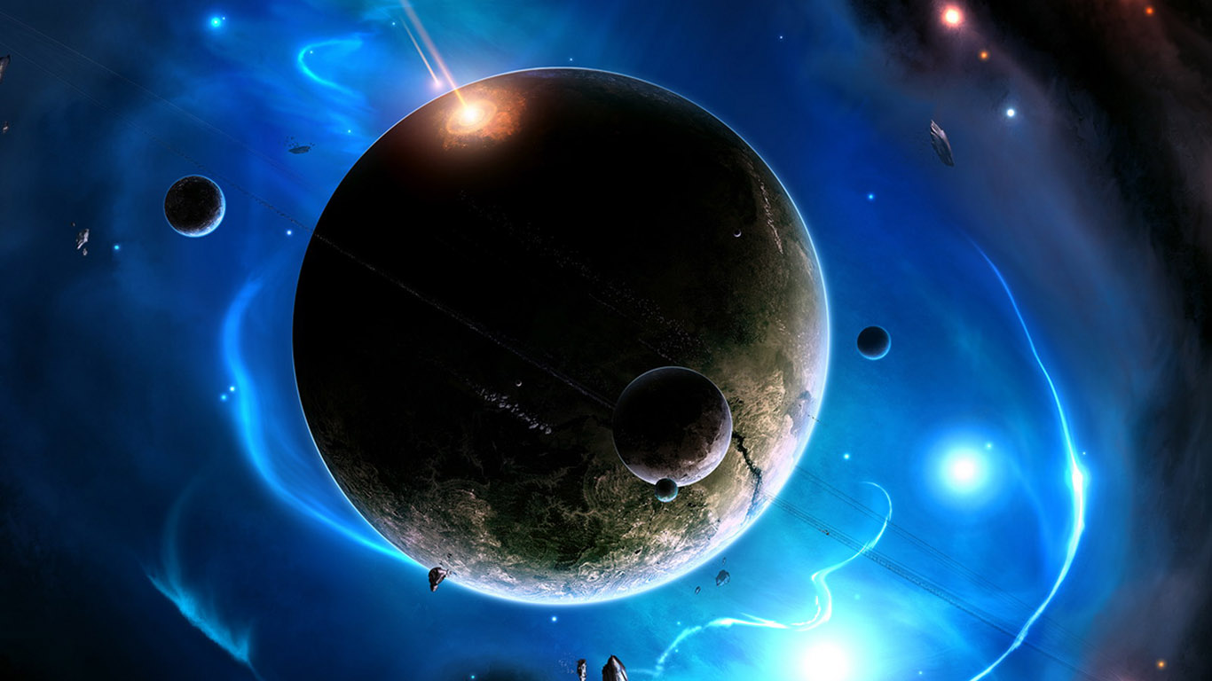180 Impressive Digital Art- Space HD Wallpapers - Hottest ...