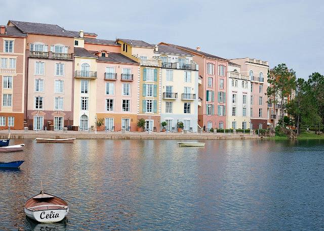 Universal Studios Hotels and Resort building