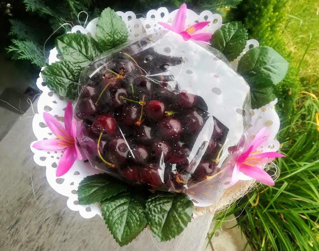 Bukiet z owoców