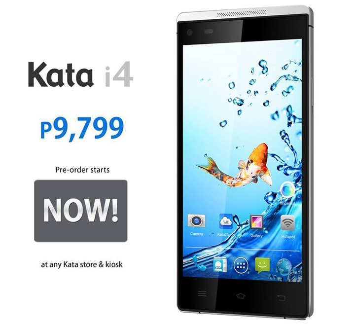 Kata i4 now available for pre-order