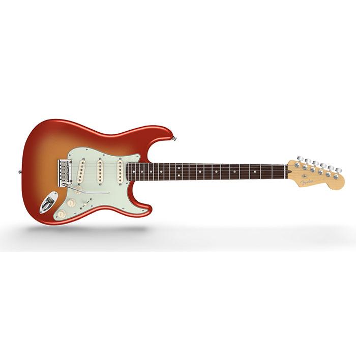 Đàn Guitar Điện Fender American Deluxe Stratocaster