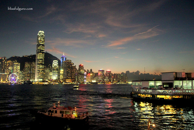 Hong Kong Itinerary Blog