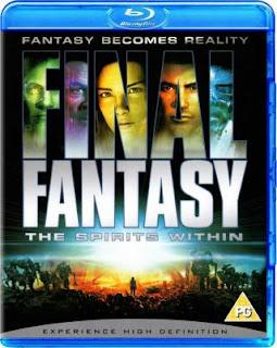 Final Fantasy The Spirits Within (2001) BRRip 480p 350MB Dual Audio ( Hindi - English ) MKV