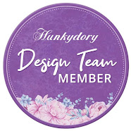 Design Team Member for: For the Love of Stamps by Hunkydory: April 2017 till March 2020