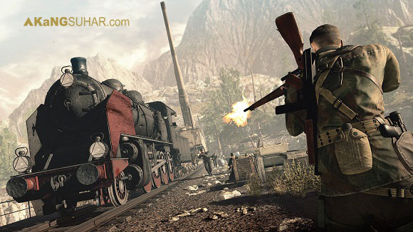 Gratis Download Games Pc Sniper Elite 4 Deluxe Edition Full Crack Terbaru, Sniper Elite 4 Deluxe Edition Multiplayer