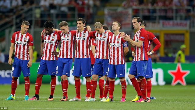 Cuanto cobran los jugadores del Atletico de Madrid
