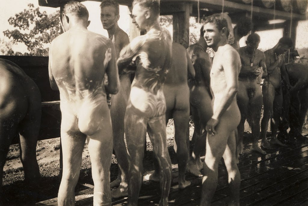 Consider, naked vintage soldier nude excited