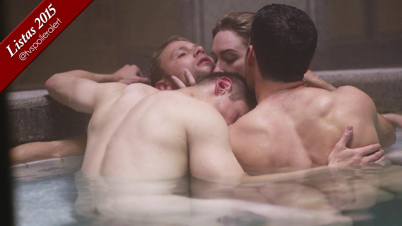 Nombre Actor Porno Con Tatuaje Chelsea En Brazo las 10 escenas más eróticas de 2015 | tv spoiler alert