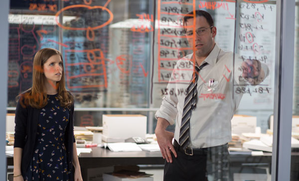 Review: THE ACCOUNTANT (2016)