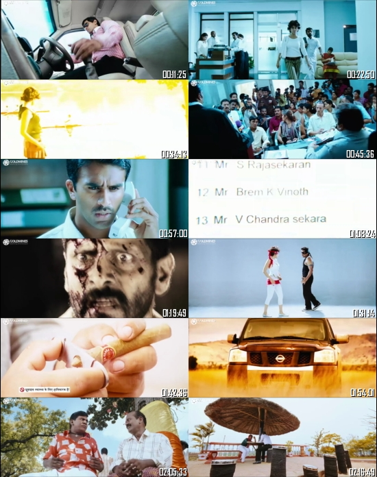 Temper 2 (2019) Hindi Dubbed 720p 480p Full Movie Download